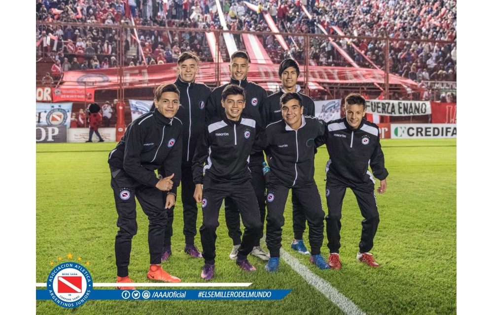 Fecha 32 AAAJ - All Boys